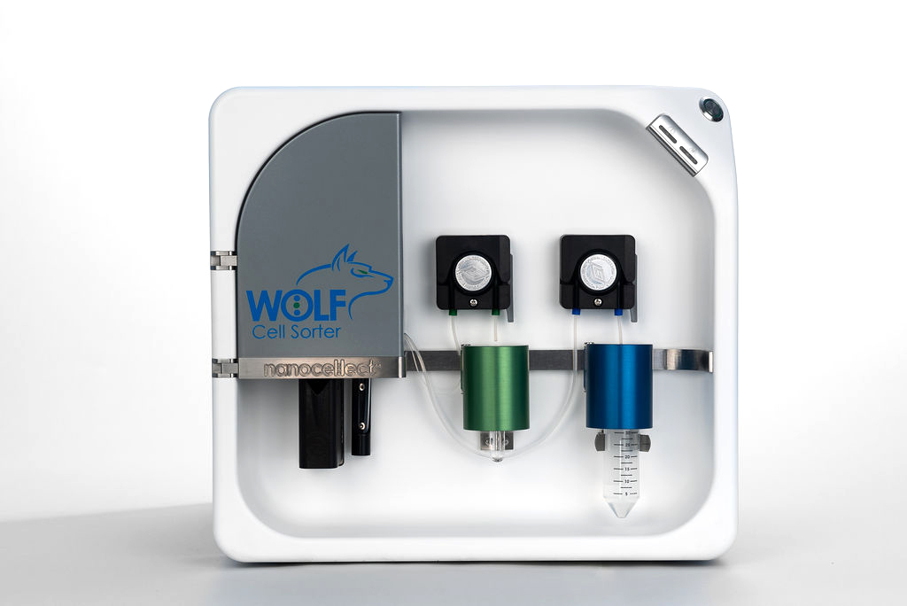 Nanocellect-Wolf-Cell-Sorter-front