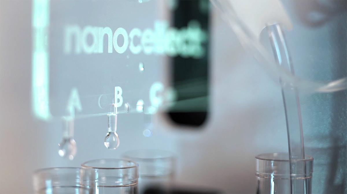 microfluidic sorting technology-lg