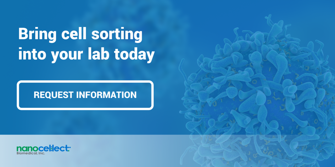 cell sorting information